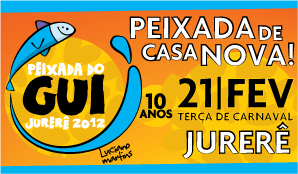Peixada do Gui 2012