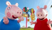 Peppa e George Pig - Domingo, 16:00h - Guarapuava/PR