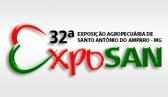 Passaporte - Exposan - Snt. Ant�nio do Amparo/MG