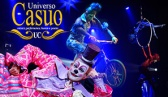 Universo Casuo - Grand Spetacle The Cirque - Domingo